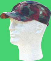 "Swiss Army Leibermuster ""Alpenflage"" Camo Fatigue Cap"