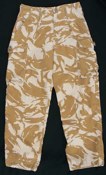 British Armed Forces S94/95 Pattern Tropical Desert DPM Combat Pants