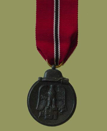 "German WWII ""Ost Front"" or Russian Front Award w/ Ribbon"