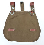 German WWII Canvas Bread Bag