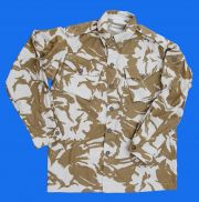 British Armed Forces Pattern 94 Lightweight Desert DPM Camo Field Shirt