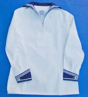 German Navy (Bundesmarine) Summer Middy Blouse