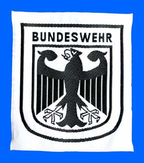 German Army (Bundeswehr) Sports Patch
