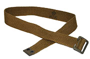 Danish Army OD Web Equipment Support Strap