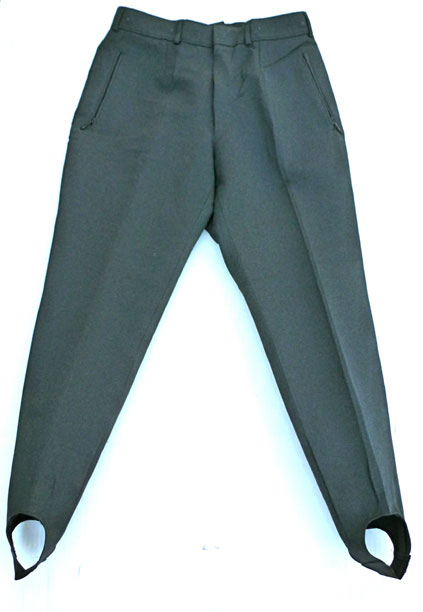 German Army (Bundeswehr) Mountain Troops (Gebirgsjäger) Vintage Ski Pants