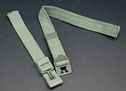 US GI type M1 Helmet chin strap, French Army