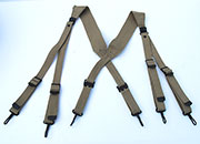 US GI WWII M1936 Equipment Suspenders