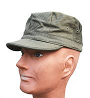 US GI WWII HBT Cotton Field Cap