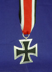 German WWII 1939 Iron Cross 2nd Class w/ Ribbon