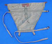 US GI WWII M1928 Pack Tail - 1944!