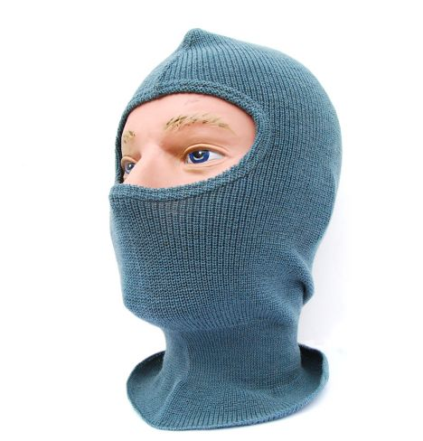 Swiss Army Wool Blend Knit Balaclava